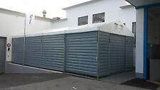 Lagerzelt Kleinlager Lagerhalle Zelt 6x12m / Inkl. 1 Schiebetor