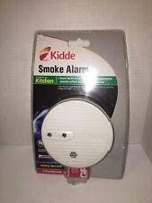 Kidde i9060 Smoke Alarm Quiets Nuisance Alarms and Hush Feature