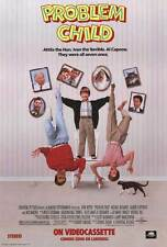 PROBLEM CHILD Movie POSTER 27x40 John Ritter Michael Oliver Jack Warden Amy
