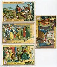 S1212 * MOHAMMED * MAHOMET (1928). Série complète . LIEBIG