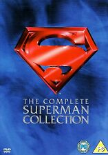 Superman 1-4 Complete Collection  **Brand New DVD**