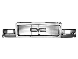 Grille For Gmc Safari (Tyg) 2004-1995