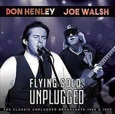 Don Henley & Joe Walsh - Flying Solo: Unplugged NEW CD