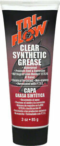 TriFlow Synthetic Grease with Teflon: 3oz