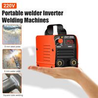 ZX7-250 ARC Welding Machine MMA Electric Welder 220V 250A DC Inverter Mini