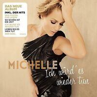 MICHELLE - ICH WÜRD' ES WIEDER TUN   CD NEU