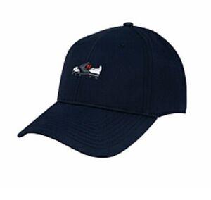 FootJoy Golf 2021 Performance Shoe Adjustable Hat/Cap COLOR: Navy