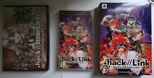 hack//Link + DVD PSP Limited Edition [Japanese Import] Sony Playstation Portable