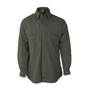 Propper Men's Long Sleeve 65polyester/ 35cotton Ripstop Tactical Shirt F5312