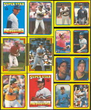 Keith Hernandez #97-192/15 Pedro Guerrero 1988 OPC sticker