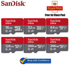 Genuine SanDisk 16GB 32GB 64GB 128GB Micro SD Memory Card Class 10 SDHC SDXC TF