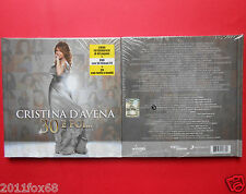 cristina d'avena 30 e poi parte seconda raro rare box set cd dvd booklet 2013 tv
