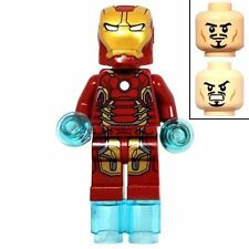 Iron Man Super Heroes LEGO Minifigures