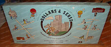 Educational Board Game, Dollars & Sense (Sealed) Deluxe Edition, Rat Race (1980)