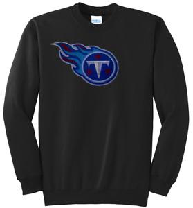 Women's Tennessee Titans Ladies Bling Sweat Shirt Sweatshirt Woman's S-XL