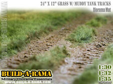 Diorama Mat Muddy Road for King Country First Legion k&C Conte 1:32 B225 k