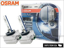 D3S Osram Cool Blue Intense HID Xenon Headlight Bulbs 6000K 66340  (Pack of 2)