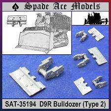 Spade Ace 1/35 35194 Metal Track D9R Bulldozer Type II