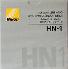 Nikon HN-1 Screw in Lens Hood for AF 24mm f2.8 AI 24mm F2.8S and AI 28mm  F2S