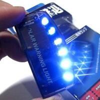 Auto Car Solar Energy Security Anti-theft Warning Flash Alarm LED Light