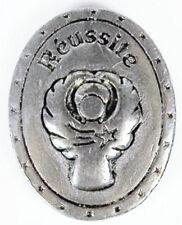 Médaille En Étain Larme D'ange Réussite (Fabrication Française)