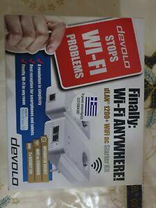 Devolo dLAN 1200+ WiFi WLAN Starter Kit