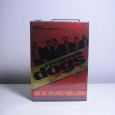 Reservoir Dogs 15th Anniversary Dvd Metal Gas Can Case Brand New Sealed