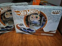########HOT WHEELS 50th Year ANNIVERSARY RARE O/S WHITE GOLD LIMITED EDITION####