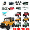 2.4G DIY 1/12 RC Car KIT Remote Control Crawler Off-road RC4WD D90 Truck Buggy