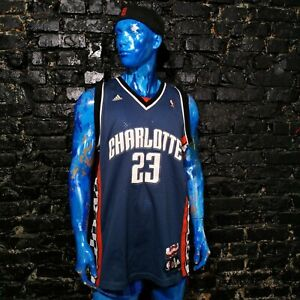 Richardson Charlotte Bobcats Sean May NASCAR Racing Night NBA  Adidas Mens XL