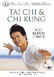Tai Chi and Chi Kung - DVD - New - Free Shipping