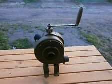 Handle Forge Blower Blacksmith Army USSR New Old Stock