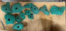 12 Climbing holds. Groperz And Route Setting. All Bolt On.