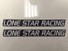 Lonestar Racing A-Arm Decals Stickers Fits Honda 250R 450R YFZ450 Raptor 700