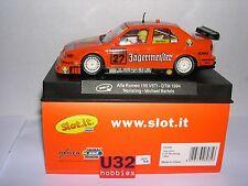SLOT.IT CA35A ALFA ROMEO 155 V6 TI #7 DTM 1993 NORDSCHLEIFE A.NANNINI MB