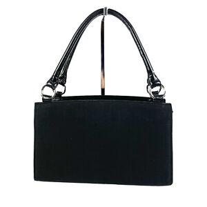 Miche Classic Base Bag Black Straps Carabiners Retired Handbag Purse