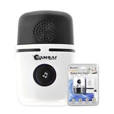 DB299 SanSai Plug in Wireless Door Chime 150 Meters 48 Tunes