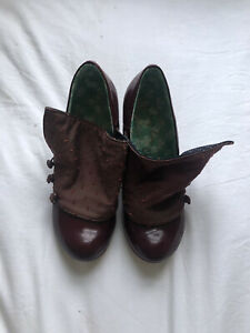Irregular choice Flick Flack size 40