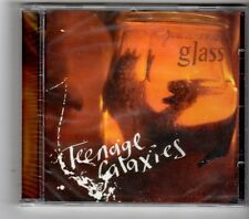 (HK292) Teenage Galaxies, Glass - 2009 Sealed CD