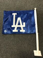 MLB Los Angeles Dodgers Car Flag