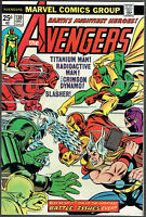 AVENGERS  130  NM-/9.2  -  Awesome Battle Cover!