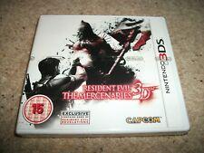 Resident Evil: The Mercenaries 3D (Nintendo 3DS, 2011) - NEW & SEALED