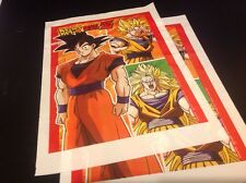 New DRAGON BALL Z  40 PC Birthday Party Loot Candy BAGS for Party favors