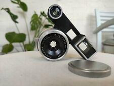 Leica Leitz Wetzlar Summaron 35mm f/2.8 lente con occhiali M-Mount