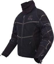 Guantes negros textiles Rukka para motoristas