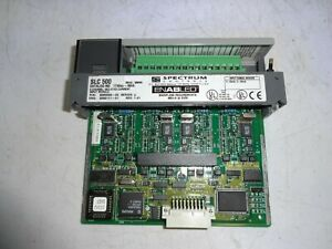 1746sc-ini4i Spectrum Controls 4 Channel Isolated Current Input Module SLC 500