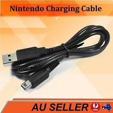 USB Charger Charging Cable for Nintendo 3DS XL , 3DS , 2DS , NDSi , DSi XL LL AU