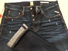 Red Seal by Replay  Selvedge Denim Jeans Hisashi 30/34