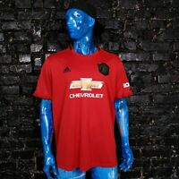 Manchester United Jersey Home shirt 2019 - 2020 Red Adidas ED7386 Mens Size XXL