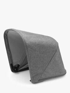 Bugaboo Fox/cam3 Grey Hood Fabric Only